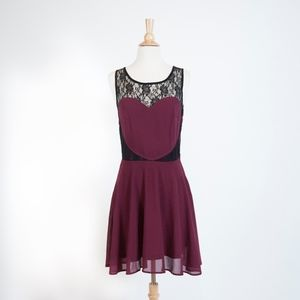 Sugarhill Boutique {ASOS} Hearty Party Dress